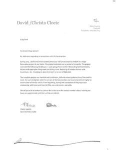 Cloete-Reference