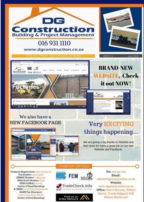 web newsletter